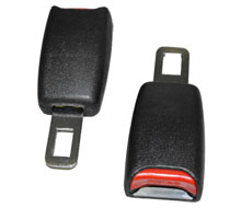 automotive - seat belt buckles
